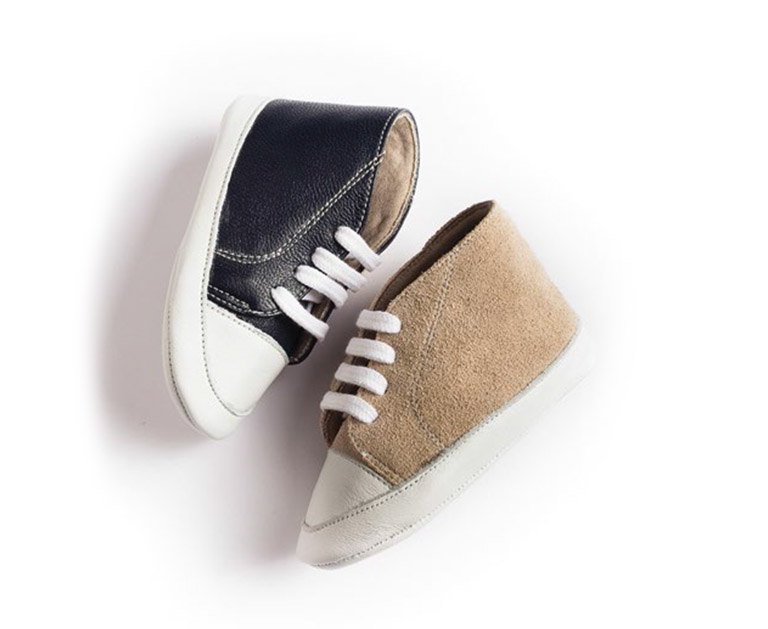 a6364398d8d2 Baby Boys Leather Suede Pre-Walker Shoes - Vada Creations