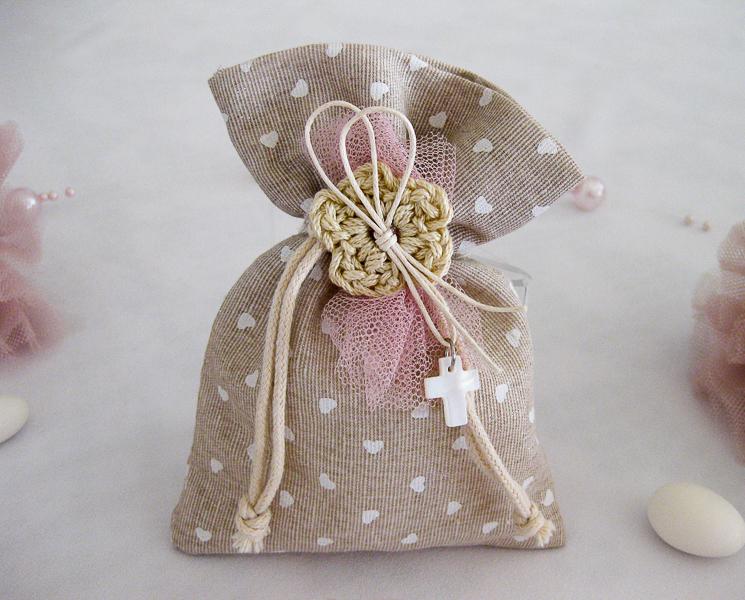 Wedding Bomboniere Gifts: Girls Baptism Christening Bomboniere Favor Mini Heart