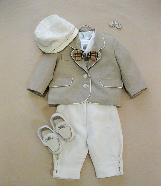baby burberry bow tie
