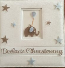 Christening Albums/Guest Books