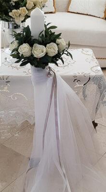 Wedding/Lambades Candles