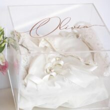 Christening Baptism Keepsake Box